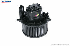 ACDelco 15-81780 New Blower Motor With Wheel