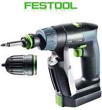 FESTOOL CORDLESS DRILL CXS LI 2,6 PLUS 564531 DRILLING FASTENING CARPENTRY