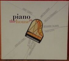Piano In The House - Various Brazilian Artists (CD 2015 AM101 2) LN L1116