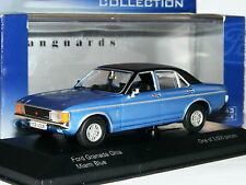 Vanguards VA05209 1976 Ford Granada Mk1 3.0 Ghia Miami Green LTD ED 1/43