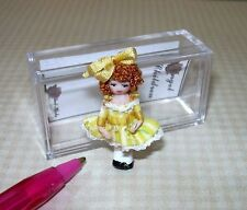 "Miniature Ethel Hicks Tiny Porcelain Doll ""Wee Sunshine"": DOLLHOUSE Miniatures"