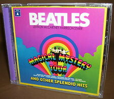 THE BEATLES MAGICAL MYSTERY TOUR AND OTHER SPLENDID HITS CD New JEWEL CASE