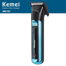 Electric Hair Clipper Both Rechargeable and Battery Trimmer Razor Adjustable
