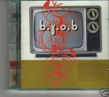 (O718) B.Y.O.B, Too Good To Let Go - 1994 CD album