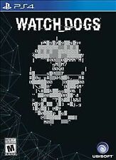 Watch Dogs Limited Collectors Edition for the Playstation 4 PS4