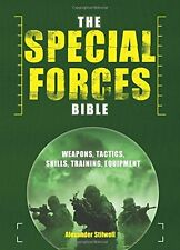 SPECIAL FORCES BIBLE Survival Book Prepper Bug Out Bag Bunker Kit Prepper Storm