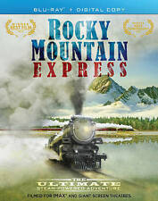 Rocky Mountain Express (Blu-ray Disc, 2016)
