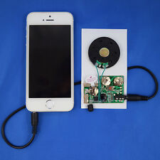 LIGHT SENSOR ACTIVATED Re-recordable Sound Chip Module - VERY EASY to RECORD