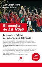 FIFA WORLD CUP 2010 Spain Champion EL MUNDIAL de LA ROJA Book.