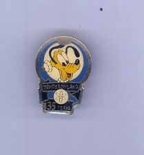 TOMORROWLAND Disneyland LAPEL PIN 35th Anniversary WALT DISNEY World ANAHEIM