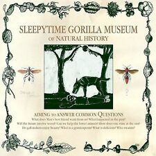 Of Natural History [Digipak] by Sleepytime Gorilla Museum (CD, Oct-2004,...