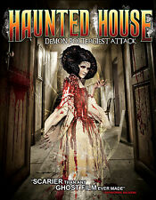Haunted House: Demon Poltergiest - TERRIFYING GHOST HUNT-  NEW DVD!