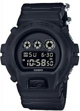 CASIO G-SHOCK  Military Black Men's Watch DW-6900BBN-1JF Japan Free shipping
