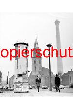 J78 Klaus Morgenstern Blick auf Marienkirche u Fernsehturm 60er Jahre Foto 20x30
