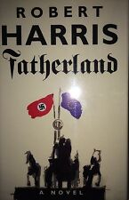 FATHERLAND BY ROBERT HARRIS *FIRST EDITION*