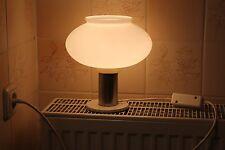 Alte Lampe Schreibtischlampe Stehlampe DDR GDR 70er Jahre 23 cm Hoch