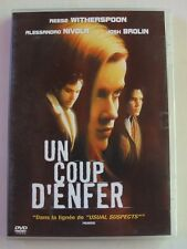 DVD UN COUP D'ENFER - Reese WITHERSPOON / Josh BROLIN / Alessandro NIVOLA