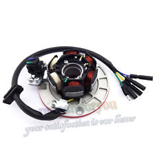 Magneto Stator W/ Light For Chinese YX 140cc 150cc 160cc Pit Dirt Bike Motocross