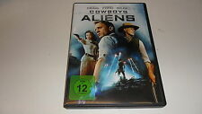 DVD  Cowboys & Aliens
