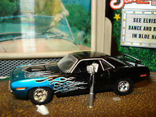 1971 71 PLYMOUTH BARRACUDA 440 LIMITED EDITION 1/64 M2 1970'S MUSCLE MOPAR ROD