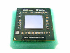 AMD AM3300DDX23GX A4 Series A4-3300M 1.9GHz Socket FS1 CPU Processor Mobile