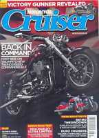 MOTORCYCLE CRUISER Magazine May 2014 (NEW COPY)