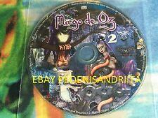 MAGO DE OZ - 2 SOLO 50 COPIAS AUTENTICA JOYA PROMO
