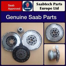 Genuine Saab 9-3 1.9 DT 8v 120BHP Dual Mass Flywheel, Clutch and Slave Cylinder