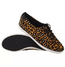 Adidas Originals Azurine Low Cheetah Leopard Print Women's Shoes Size 5.5 Used