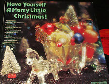 HAVE YOURSELF A MERRY LITTLE CHRISTMAS LP Doris Day / Tony Benett / Bing Crosby