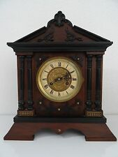 JUNGHANS Antique German Shelf Mantel Clock Bracket (Hermle Mauthe Kienzle era)