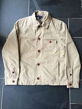 """Paul Smith Jeans Cotton Jacket - Stone - S - P2P 19.5"""" -"""