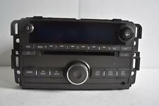 2006-2009 BUICK LUCERNE RADIO STEREO CD PLAYER AUX IN 15797875