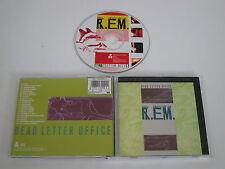 R.E.M./DEAD LETTER OFFICE(I.R.S. 0777 7 13199 2 1) CD ALBUM