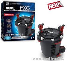 Fluval FX6 Außen-Filter für Aquarium bis 1500 Liter; (3500 l/h-41 Watt)