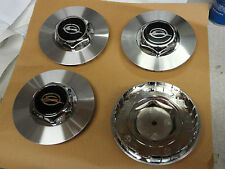 "94 95 96 CHEVY IMPALA SS 17"" 5 SPOKE WHEEL  CENTER CAPS set of 4"