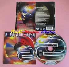 CD UNION 2 BOB CATLEY EMERALD RAIN HUGO JAIME K YLE TERRA NOVA no lp mc dvd(c20)
