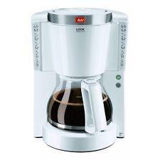 Melitta Look IV Selection Weiss Filter-Kaffeemaschinen Entkalkungsanzeige 1000