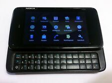 100% Genuine Nokia N900 Retro Vintage Linux Mini PC / Phone with full keyboard