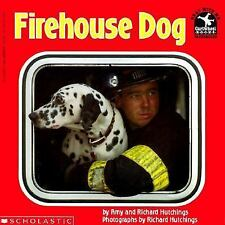 Firehouse Dog (Brand New Paperback) Amy and Richard Hutchings