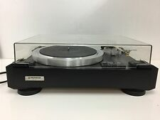 Pioneer PL-7L Flagship Turntable Rare And In Superb Condition PL-90 PL-50 PL-70