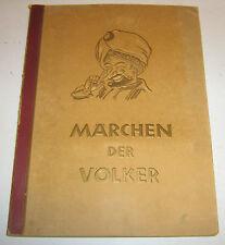 Sammelbildalbum - Märchen der Völker - Nr. 4 vollständig ( Hochformat )