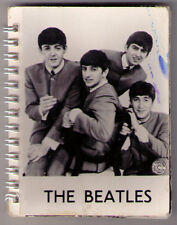 SMALL BEATLES PHOTO BOOK CONTAINING SIX GREAT PHOTOS 1963 EARLY MEMORABILIA