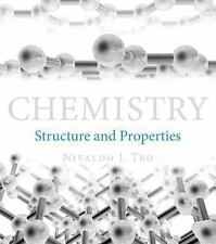 Chemistry : Structure and Properties by Nivaldo J. Tro (2014, Hardcover, 1st...