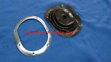 correct manual trans shifter console boot & retainer ring 64-67 Chevy Chevelle