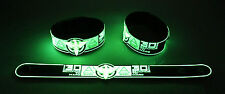 30 SECONDS TO MARS  Glow in Dark Rubber Bracelet Wristband Closer To The Edge