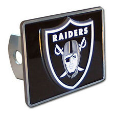 Oakland Raiders Trailer Hitch Cover [NEW] NFL 3D Metal Truck Car Zinc Auto CDG