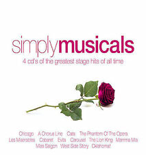 Simply Musicals 2004 by VARIOUS ARTISTS