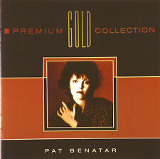 CD - Pat Benatar - Premium Gold Collection - #A1523