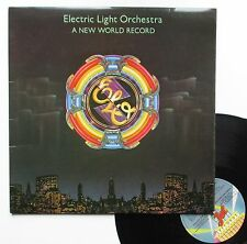 "Vinyle 33T Electric Light Orchestra (ELO)  ""A new world record"""